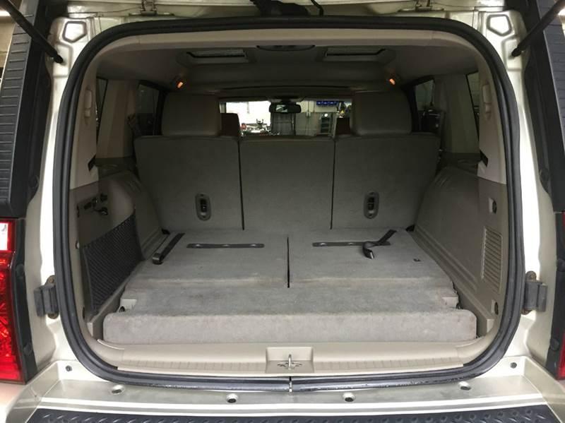 2007 Jeep Commander Sport 4dr SUV 4WD - Loveland OH