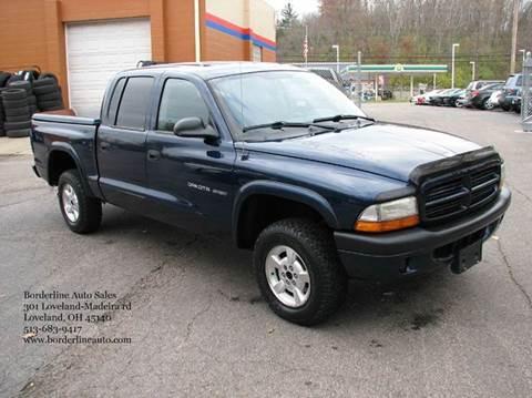 2002 Dodge Dakota for sale in Loveland, OH
