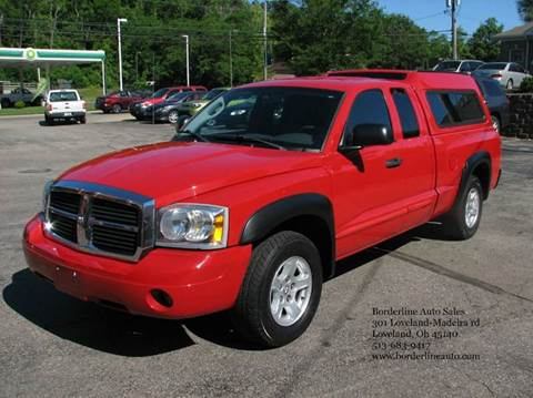 2006 Dodge Dakota For Sale Zanesville Oh Carsforsale Com