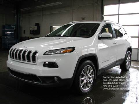 2014 Jeep Cherokee for sale in Loveland, OH