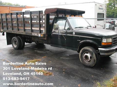 1996 Ford F-450 for sale in Loveland, OH