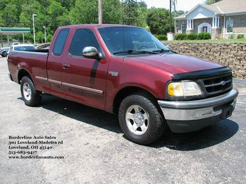 1997 Ford F-150 & Used Cars Loveland Used Pickup Trucks Blanchester Camp Dennison ... markmcfarlin.com