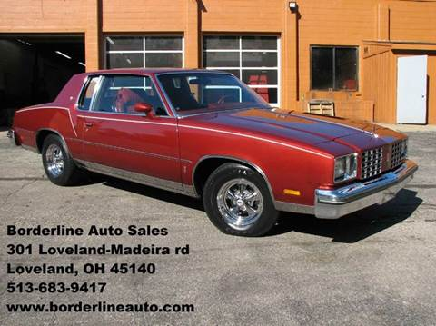 1979 Oldsmobile Cutlass Calais for sale in Loveland, OH
