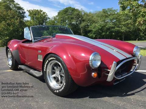1966 Shelby Cobra for sale in Loveland, OH