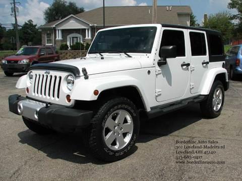 2012 jeep wrangler unlimited for sale ohio. Black Bedroom Furniture Sets. Home Design Ideas