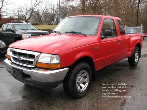 2000 Ford Ranger for sale in Loveland, OH