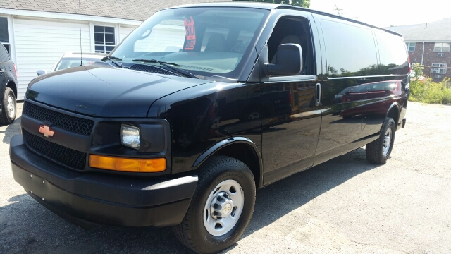 2008 chevrolet express cargo 2500 3dr extended cargo van. Black Bedroom Furniture Sets. Home Design Ideas