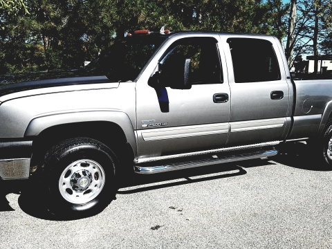 2006 Chevrolet Silverado 2500HD for sale in Newburyport, MA