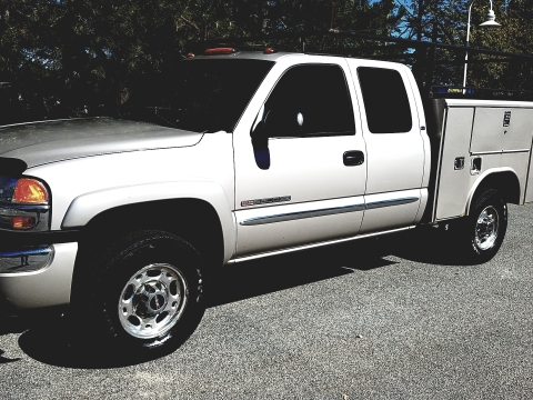 2005 GMC Sierra 2500HD for sale in Newburyport, MA
