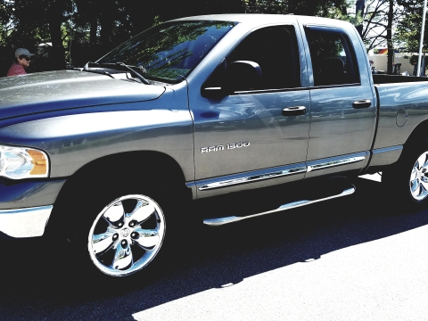 2005 Dodge Ram Pickup 1500 for sale in Newburyport, MA