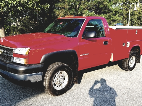 2006 Chevrolet C/K 2500 Series for sale in Newburyport, MA
