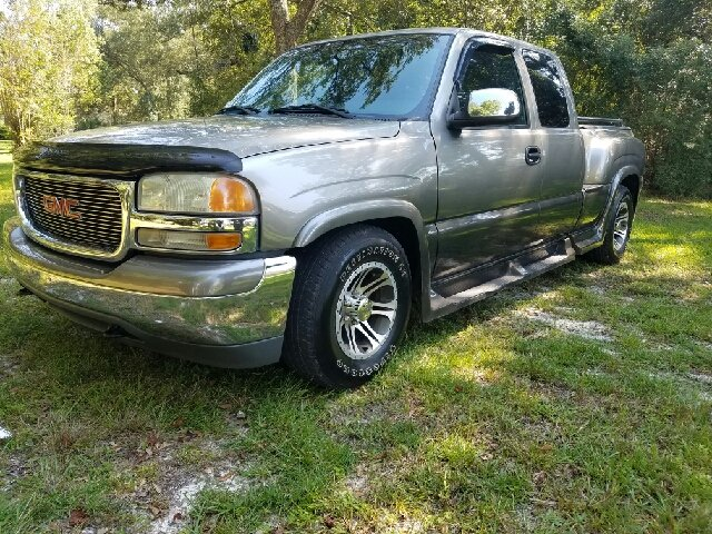 2001 gmc sierra 1500 4dr extended cab sl 2wd sb in slidell la premier auto sales. Black Bedroom Furniture Sets. Home Design Ideas