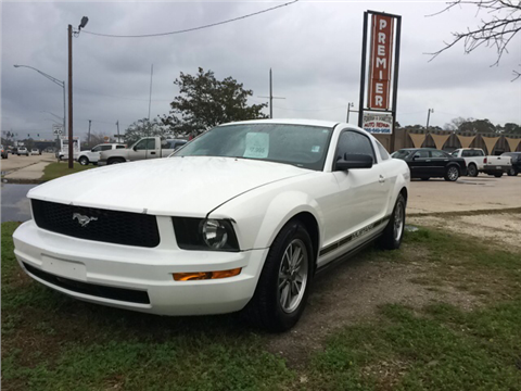 2005 Ford Mustang