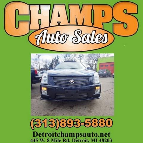 2007 Cadillac SRX for sale in Detroit MI