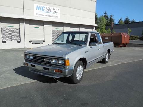 1985 nissan pickup for sale. Black Bedroom Furniture Sets. Home Design Ideas