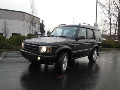 2003 Land Rover Discovery for sale in Woodinville, WA