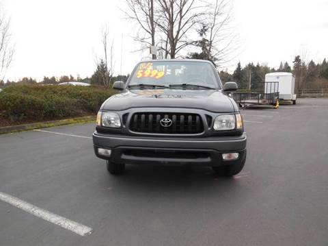 2003 Toyota Tacoma for sale in Woodinville, WA