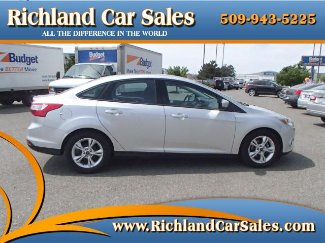 2013 Ford Focus for sale in Richland WA