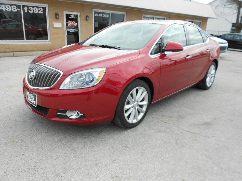 2014 Buick Verano Leather Group 4dr Sedan - Sidney OH