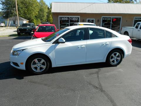 2014 Chevrolet Cruze for sale in Sidney, OH