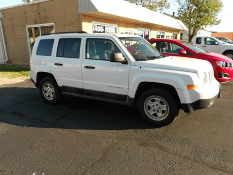 2011 Jeep Patriot for sale in Sidney, OH