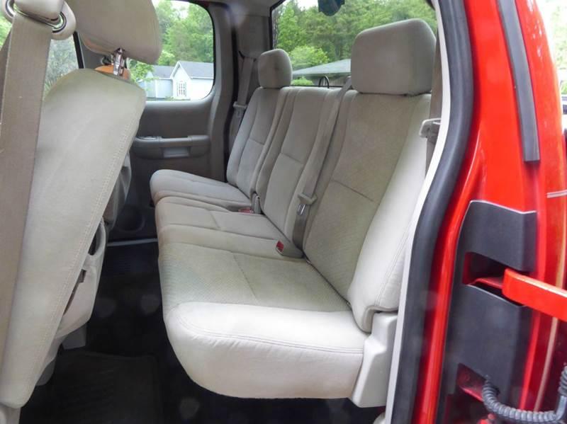 2007 Chevrolet Silverado 1500 LT2 4dr Extended Cab 4WD 6.5 ft. SB - Matthews NC