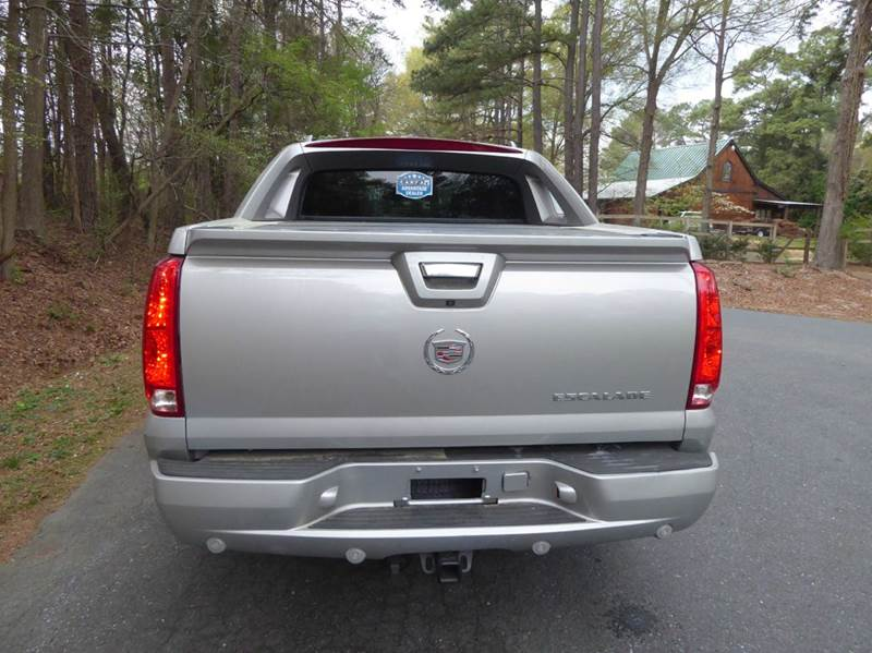 2007 Cadillac Escalade EXT AWD 4dr Crew Cab SB - Matthews NC