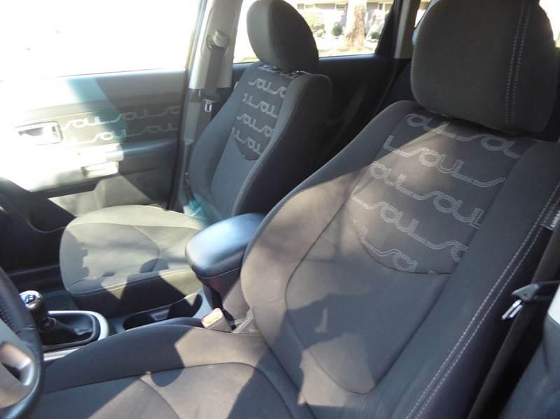 2012 Kia Soul + 4dr Wagon 6M - Monroe NC
