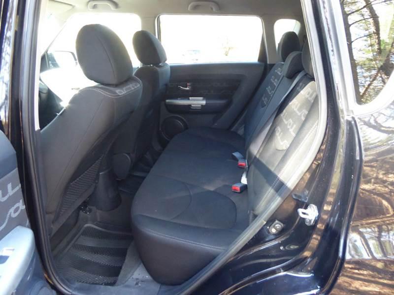 2012 Kia Soul + 4dr Wagon 6M - Matthews NC