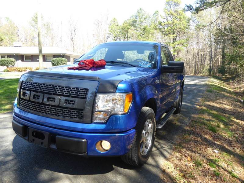 2010 ford f 150 4x2 stx 2dr regular cab styleside 6 5 ft sb in monroe nc charlotte auto group inc. Black Bedroom Furniture Sets. Home Design Ideas