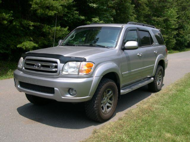 2003 Toyota Sequoia Limited 4x4 For Sale In Matthews