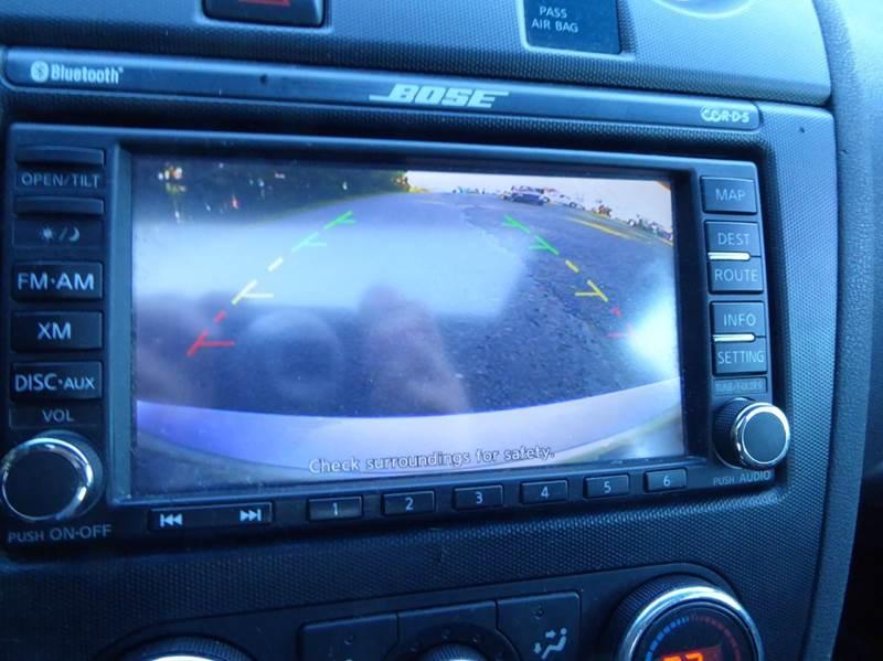 2012 Nissan Altima 2.5 SL 4dr Sedan - Monroe NC
