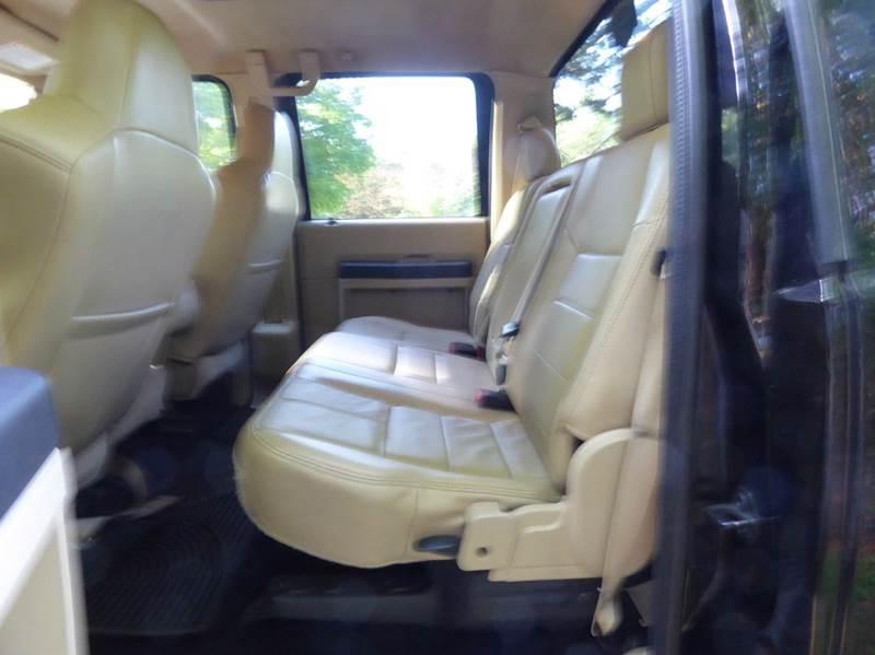 2010 Ford F-250 Super Duty 4x4 Lariat 4dr Crew Cab 6.8 ft. SB Pickup - Monroe NC