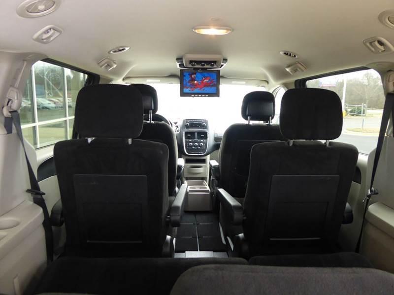 2013 Dodge Grand Caravan SE 4dr Mini-Van - Monroe NC