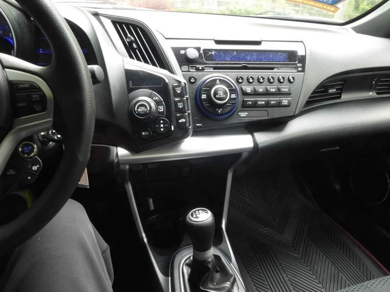2013 Honda CR-Z 2dr Hatchback 6M - Monroe NC