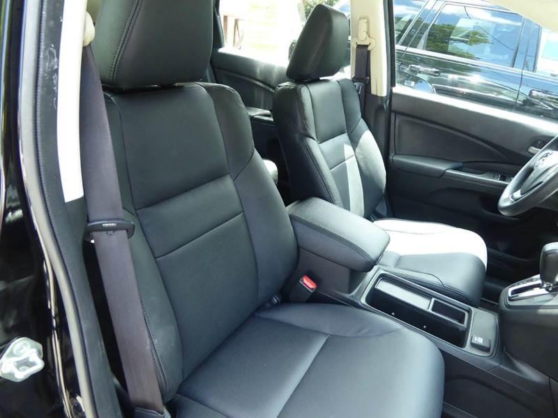 2015 Honda CR-V LX 4dr SUV - Matthews NC