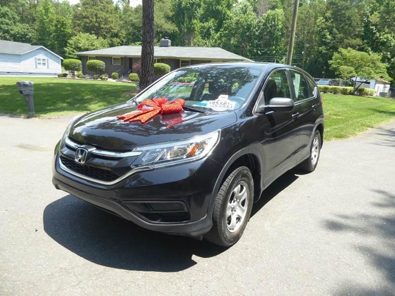 2015 Honda CR-V LX 4dr SUV - Monroe NC