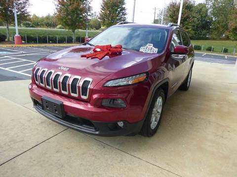 2014 Jeep Cherokee for sale in Monroe, NC