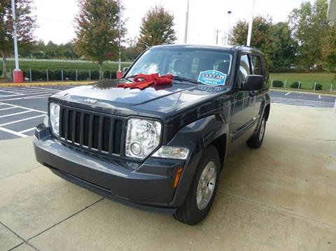 2011 Jeep Liberty for sale in Monroe, NC