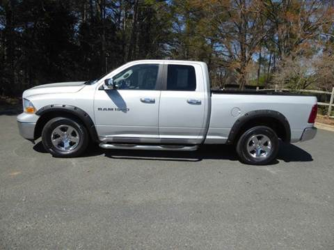 2012 RAM Ram Pickup 1500 for sale in Matthews, NC