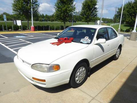 1996 Toyota Camry for sale in Monroe, NC