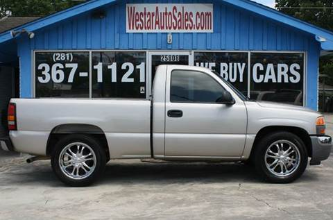2006 GMC Sierra 1500 for sale in Spring, TX