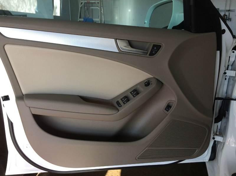 2011 Audi A4 AWD 2.0T quattro Premium 4dr Sedan 8A - Canfield OH