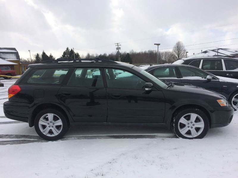 2005 Subaru Outback AWD 2.5 XT 4dr Turbo Wagon - Canfield OH