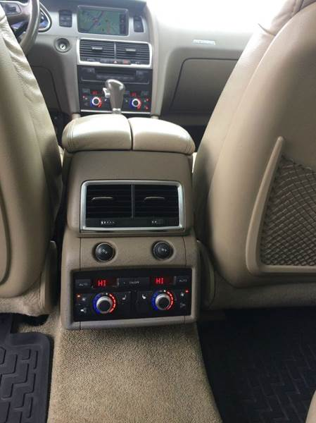 2007 Audi Q7 AWD 4.2 Premium quattro 4dr SUV - Canfield OH