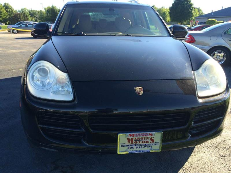 2005 Porsche Cayenne AWD S 4dr SUV - Canfield OH