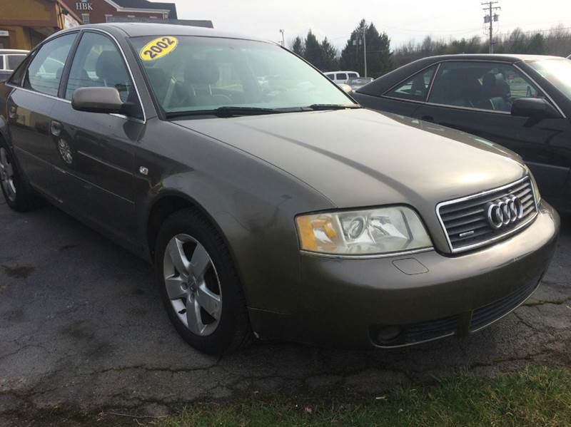 2002 Audi A6 AWD 3.0 quattro 4dr Sedan - Canfield OH
