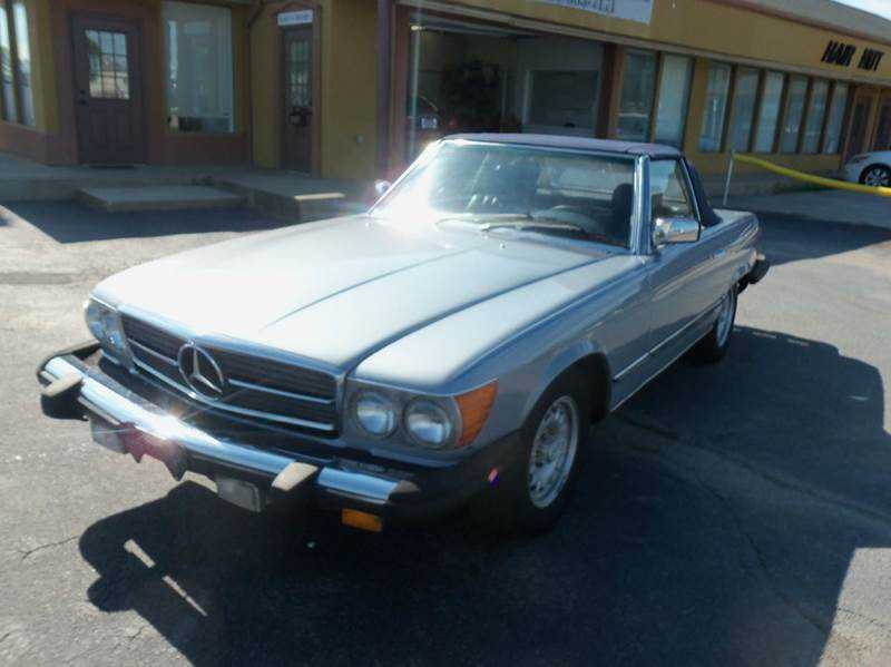 mercedes benz 380 class for sale in ohio