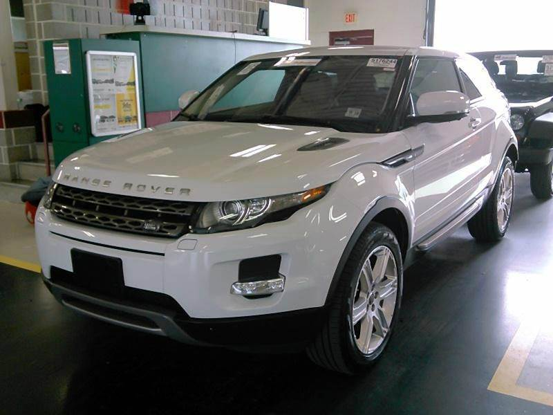 2013 Land Rover Range Rover Evoque Coupe AWD Pure Plus 2dr SUV - Canfield OH