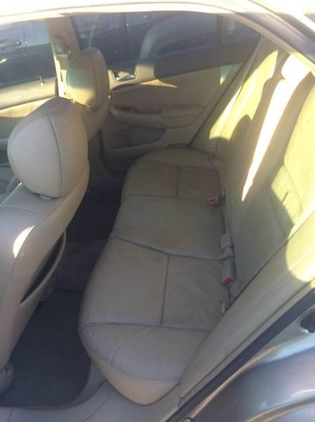 2003 Honda Accord EX 4dr Sedan w/Leather - Canfield OH